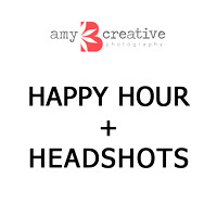 Happy Hour & Headshots Event