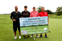 Eno Vino's Coaches vs. Cancer Golf Outing